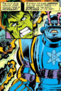 Bruce Banner, Ralph Roberts (Earth-616) from Defenders vol 1 42.jpg
