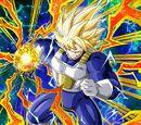 Training and Discovery Super Saiyan Goku