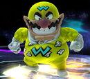 Super Wario Man