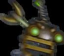 Mechanical Piranha