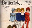 Butterick 6032