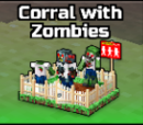 Corral with Zombies