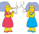 Patty & Selma Bouvier