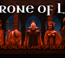 Throne of Lies: The Online Game of Lies and Deceit Wikia