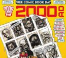 2000 AD Free Comic Book Day Vol 1 7