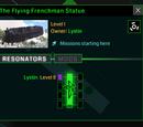 Portal:The Flying Frenchman Status