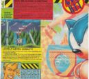 Sonic the Hedgehog (1991) magazine scans