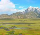 Горы Телуджи