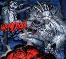 Wendigo (Race)/Gallery