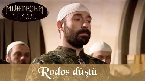 Rodos Düştü - Muhteşem Yüzyıl 10.Bölüm