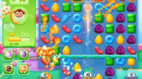 Candy Crush Jelly Saga Level 476 - NO BOOSTERS