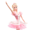 Ballet Wishes Barbie Doll (BDH12)