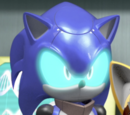 Cyborg Sonic (Sonic Boom)