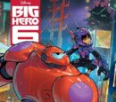 Big Hero 6 (film) Books