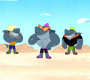 Molestia en la Playa