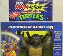 Cartwheelin' Karate Don (1993 action figure)