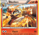 Blaziken (Furious Fists)