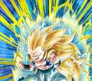 Special Transformation Super Saiyan 3 Gotenks