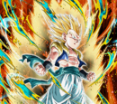 Reckless Strength Super Saiyan Gotenks