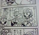 Sonicboom403/Daisy did appear in Super Mario Kun!