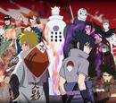 Bảng đánh giá các nhân vật quan trọng Naruto