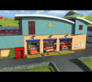 Pontypandy Fire Station