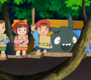 Episodes in which a main character obtains a Pokémon Egg