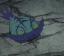 Ash's Golisopod (Aura)