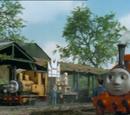 Skarloey Railway Depot