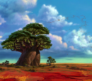 Árvore Ancestral do Rafiki
