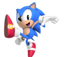 Sonic the Hedgehog (Canon, Game Character)/Maverick Zero X