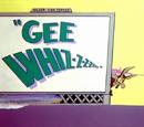 Gee Whiz-z-z-z-z-z-z