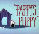 Pappy's Puppy