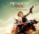 Resident Evil: The Final Chapter Music from the Motion Picture