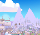 Lieux de l'Île de Club Penguin