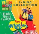 2 Disc Collection Wiggly, Wiggly Christmas / Here Comes The Big Red Car