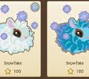 Snowflake Bunny