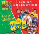 2 Disc Collection Yule Be Wiggling / Sailing Around The World