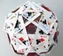 Card Ball Projection