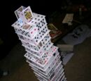Card Pillar Projection