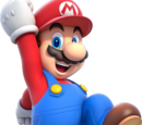 BatMario753/Mario's stats without scaling or calculations