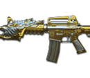 M4A1-S Beast Noble Gold