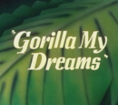 Gorilla My Dreams