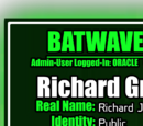 Batwave Files: Richard Grayson
