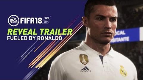CuBaN VeRcEttI/Cristiano Ronaldo será la estrella de la portada de EA Sports FIFA 18