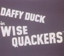 Wise Quackers