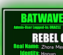 Batwave Files: Rebel One