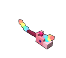Rainbow Unicorn Rod