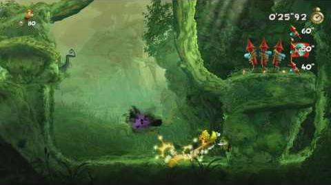 Rayman Legends - Enchanted Forest Invaded - 31.48