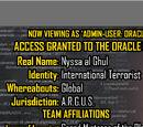 Oracle Files: Nyssa Al-Ghul 2